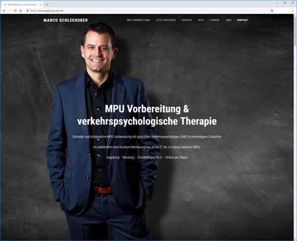 MPU - Marco Schleehuber